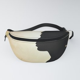 Silhouette Fanny Pack