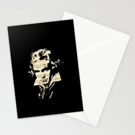 Beethoven - German Composer Stationery Cards