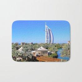 Dubai - Burj Al Arab Bath Mat