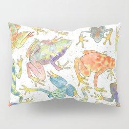 Frogs Pillow Sham