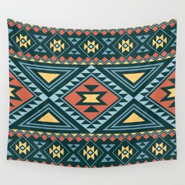 American Native Pattern No. 155 Wall Tapestry