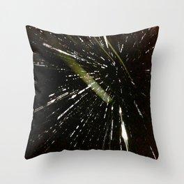 Heavy Rain Throw Pillow