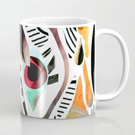 War Has No Eyes Coffee Mug