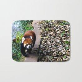Red Panda in Chengdu Bath Mat