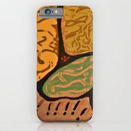Terracotta HappyMess #society6 #buyart iPhone Case