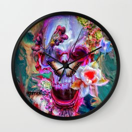 Precipice Wall Clock