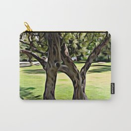 Dance of the Olive Tree Carry-All Pouch
