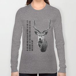 OHD - Obsessive Hunter disorder Long Sleeve T-shirt
