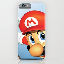 Head To The Castle iPhone Case