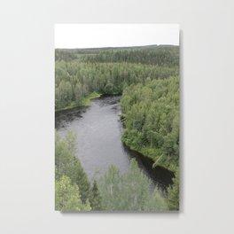 Tallbergs view Metal Print
