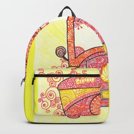 TRUCKS OF INDIA Backpack
