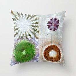Jinglier Agreement Flower  ID:16165-063358-87521 Throw Pillow