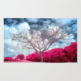 Dry branches Rug