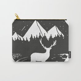Go Out and find Wild things Carry-All Pouch
