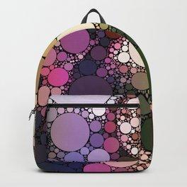 Mona Lisa Modern Art Backpack