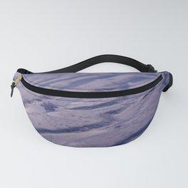 Blue Sand Fanny Pack