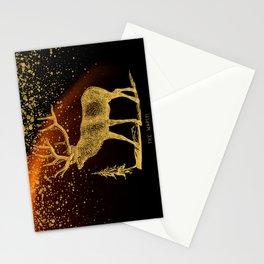 The Wapiti Stationery Cards