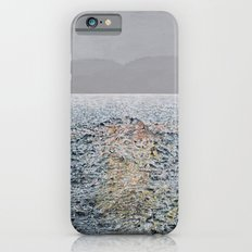 Swimming under the rain iPhone 6s Slim Case