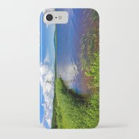 beaver iPhone & iPod Cases featuring Beaver Brook by Nicolas Raymond