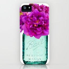 Perfect Mason V.3 iPhone Case