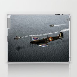 Down In The Channel Laptop & iPad Skin
