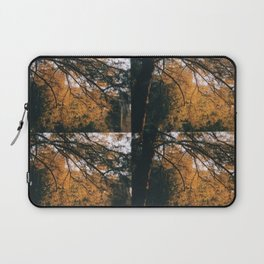 Through the trees Laptop Sleeve
