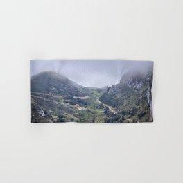 Picos de Europa Hand & Bath Towel