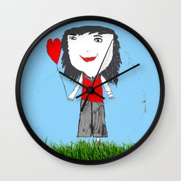 STELiOS Chidren Art Wall Clock
