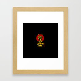 cobra Framed Art Print