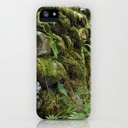 Irish Forest iPhone Case