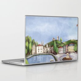 Vila Real landscape Laptop & iPad Skin