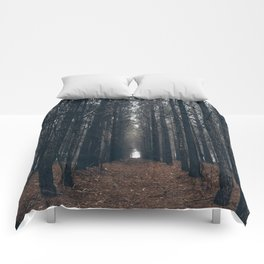 Cathedral of Pines Comforters