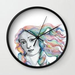 Venus Portrait Wall Clock