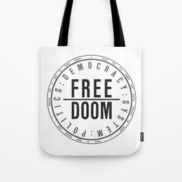 FreeDoom-1 Tote Bag