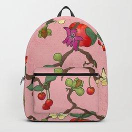 Cherries and Vine Backpack