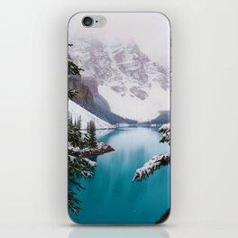 Paradise in the Mountains (Color) iPhone Skin