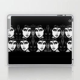 Cleopatra : Black Kajal Laptop & iPad Skin