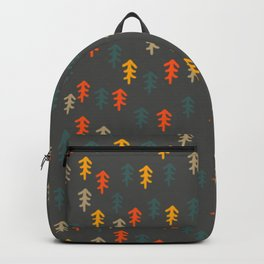 Little Christmas trees Backpack