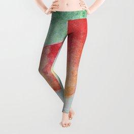 Collage Leggings