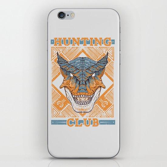 Hunting Club: Tigrex iPhone & iPod Skin