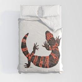 Gila Monster Comforters