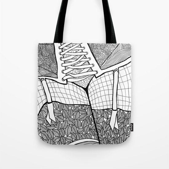 La femme 11 Tote Bag