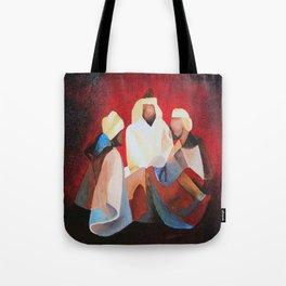 We Three Kıngs Tote Bag