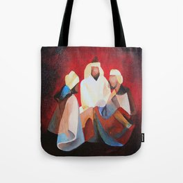 We Three Kıngs Tote Bag