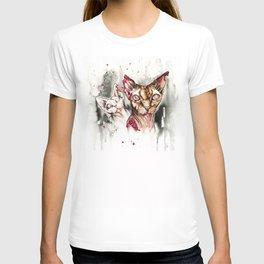 Zombie Sphynx T-shirt