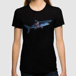 Shark in a Shirt T-shirt