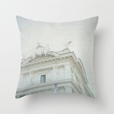 Letters From Roma II - Rome Throw Pillow