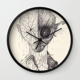 The Patient Wall Clock