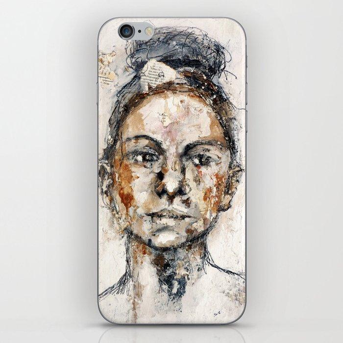 woman iPhone Skin