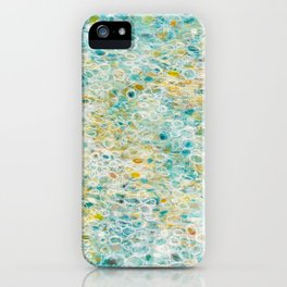 Tide Pool Reflections  iPhone Case